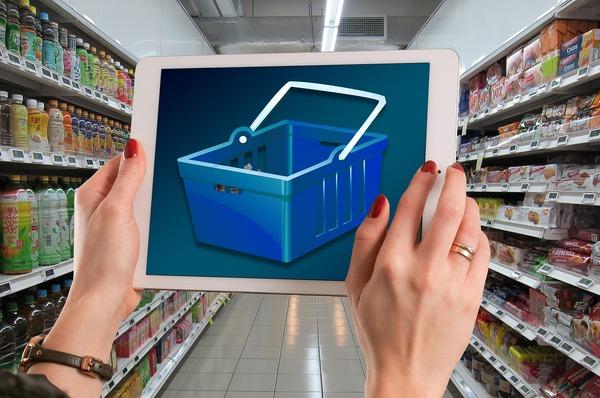初めてのネットスーパーでの買い物