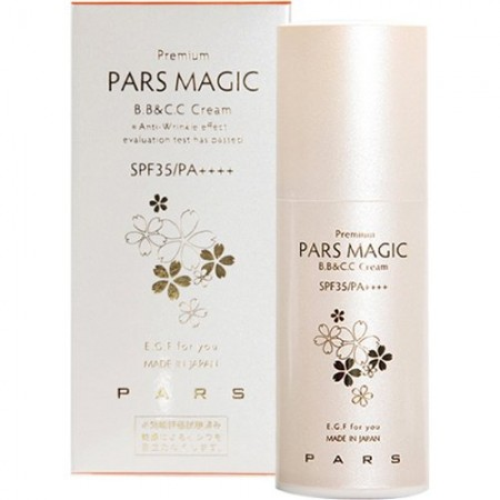pars magic PMGCクリーム<ファンデーション>